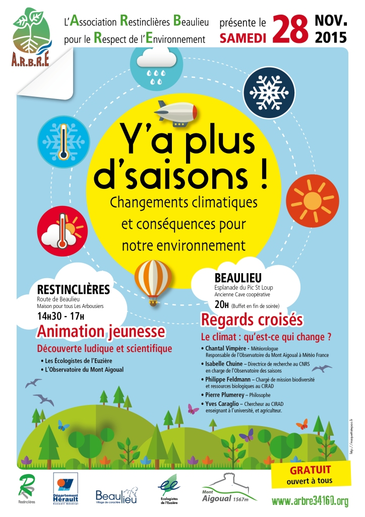 Affiche YPDS 2015