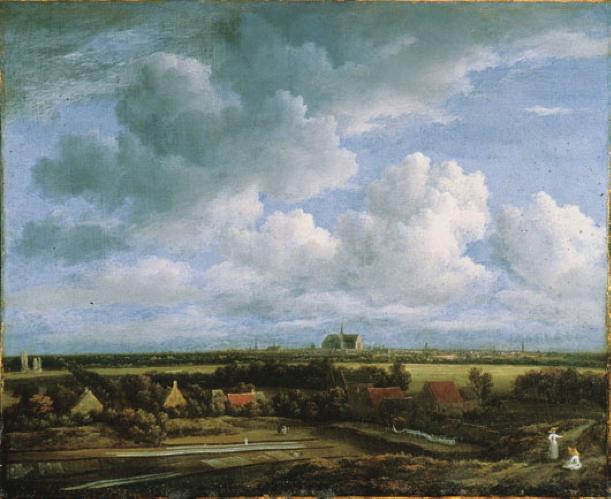 jacob-van-ruysdael-vue-de-harlem-1670