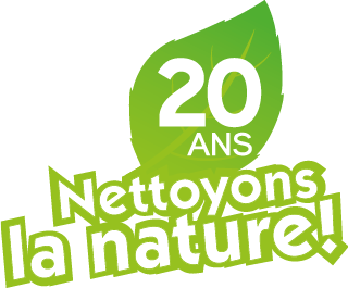 20 ans nettoyons la nature